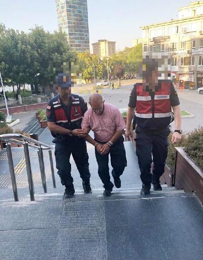 Bursa'da, caminin yardım kutusunu çalan suç makinesi tutuklandı