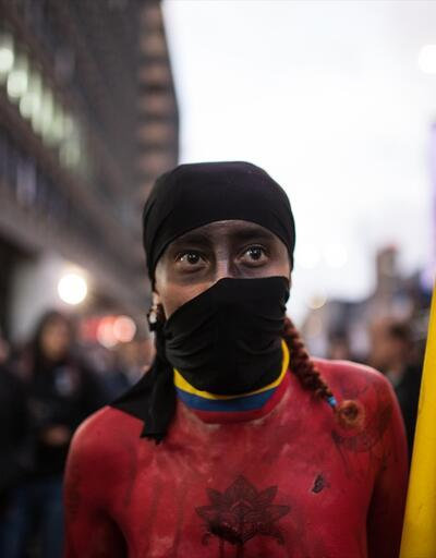 Kolombiya'da 3,5 yılda 289 insan hakları savunucusu öldürüldü