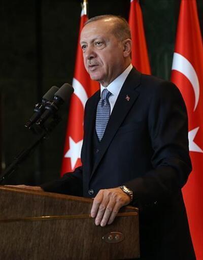 Cumhurbaşkanı Erdoğan'dan down sendromlu sporculara tebrik