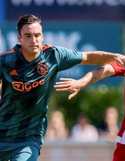 Ajax 1-1 Sivasspor / Maç Özeti