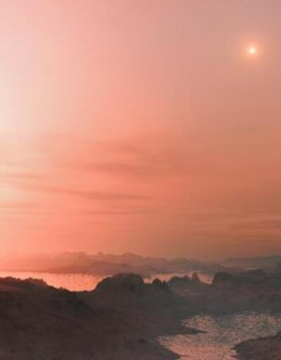 Gökyüzünde üç Güneş'i olan gezegen