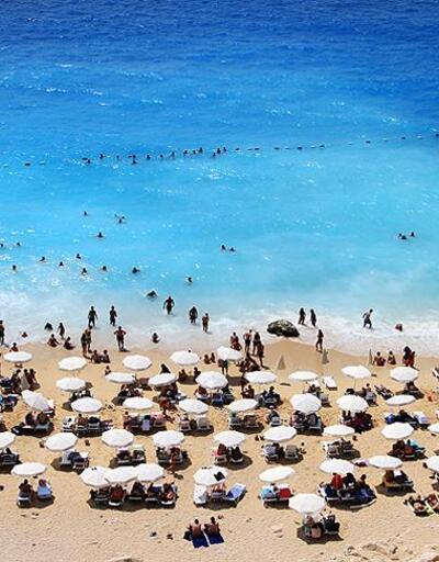 Rakamlar açıklandı! Turizm gelirinde büyük artış