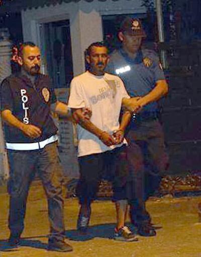 Eşini taciz ettiğini ileri sürdüğü kişiyi bıçaklayıp, kaçırmaya çalışan şüpheli tutuklandı