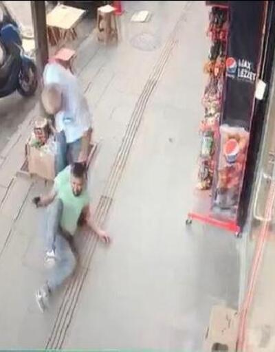 Eski damadını tabancayla bacağından vurdu