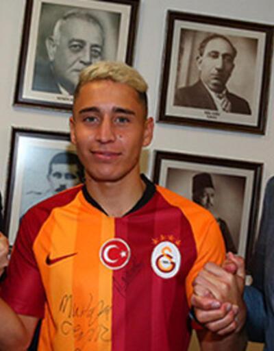 Emre Mor: Galatasaray hayalim nihayet gerçek oldu