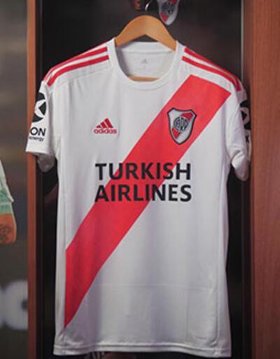 THY, River Plate'in forma sponsoru