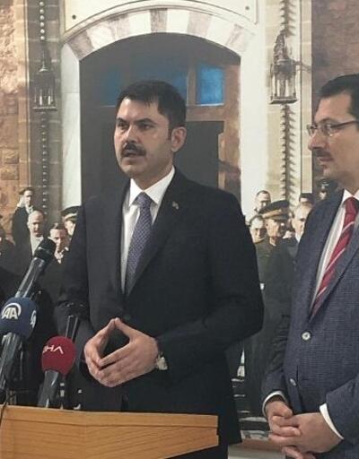 Bakan Kurum'dan 'Salda' açıklaması: Yapılaşmaya izin vermeyeceğiz