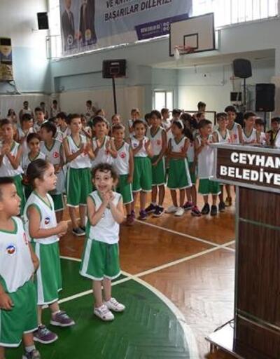 Ceyhan Belediyesi Spor Okulu törenle açıldı