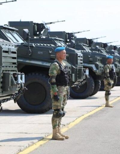 """""""Ejder Yalçın"""" zırhlıları Özbekistan ordusunda"""