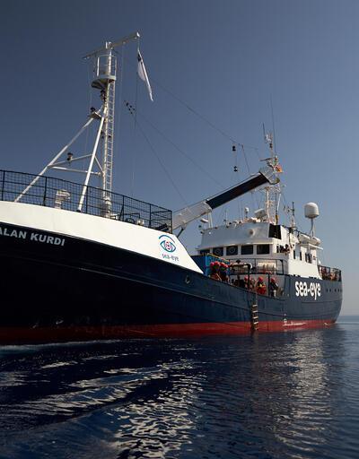 Malta, göçmenleri taşıyan gemiye giriş izni verdi