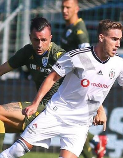 Beşiktaş 0-2 Brescia / Maç Özeti