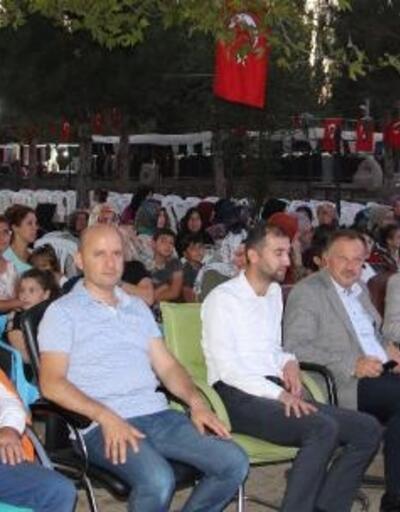 Yalvaç'ta Kelek Festivali