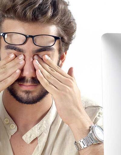 Göz kuruluğu görme kaybına neden olabiliyor