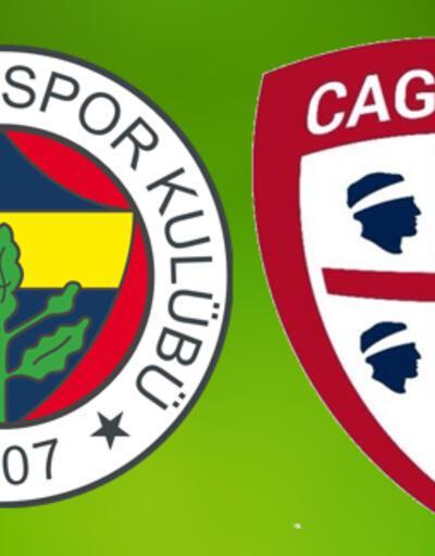 Fenerbahçe Cagliari hazırlık maçı canlı yayın hangi kanalda?