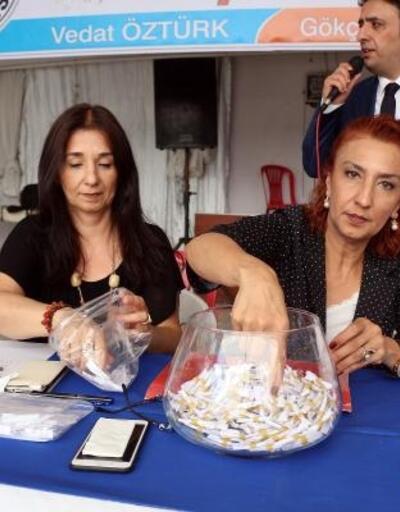Zonguldak'ta TOKİ evleri, kurayla sahiplerini buldu