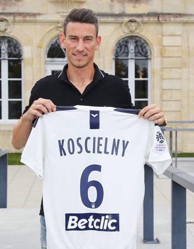 Laurent Koscielny 9 yıl sonra Fransa'ya döndü