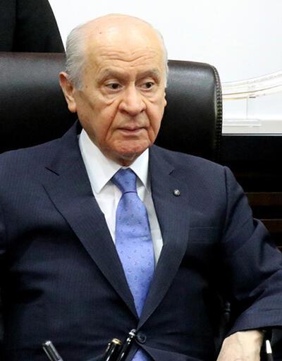 MHP lideri Bahçeli'den teşekkür ziyareti