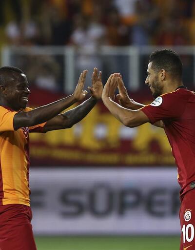Galatasaray sezonu kupayla açtı