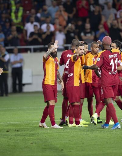 Galatasaray 1-0 Akhisarspor Maç Özeti