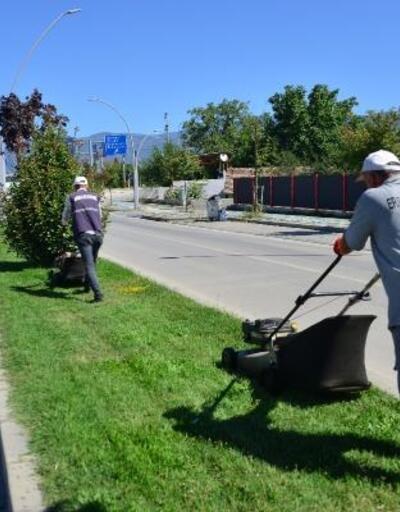 Erbaa'da bayram temizliği
