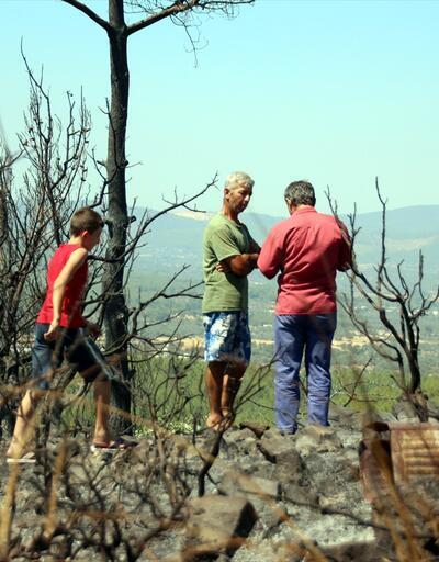Korku dolu o anları anlattılar: Alevlerle aramızda metreler kalmıştı