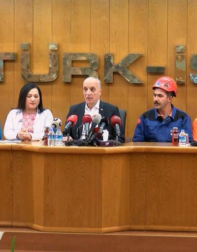 Türk-İş'ten bayram öncesi anlaşalım çağrısı