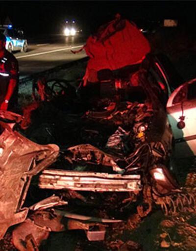 Yozgat'ta zincirleme trafik kazası: Ölü ve yaralılar var