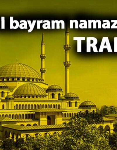 Trabzon bayram namazı saati – 2019 Kurban Bayramı namazı saati