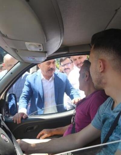Bakan Yardımcısı Ersoy, Çankırı'da trafik denetimine katıldı