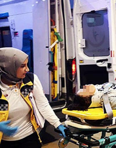 Kazadan yara almadan kurtulan kızını hastanelik etmişti! Karar verildi