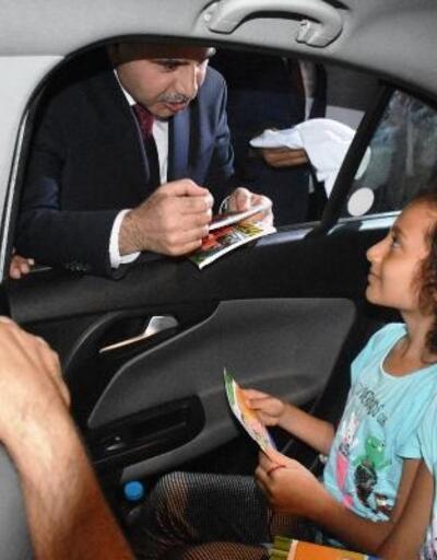 Emniyet Genel Müdürü Aktaş, Malatya'da sürücüleri denetledi