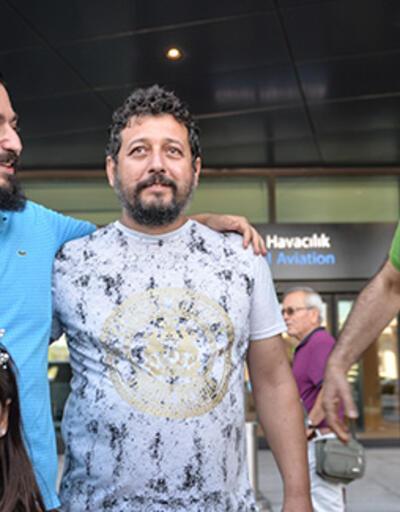 Nijerya'da kaçırılan 10 Türk denizci İstanbul'da