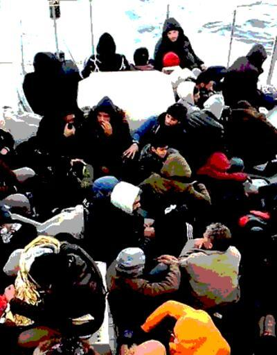 Denizden kurtarılan 8 mülteci Malta'ya kabul edildi