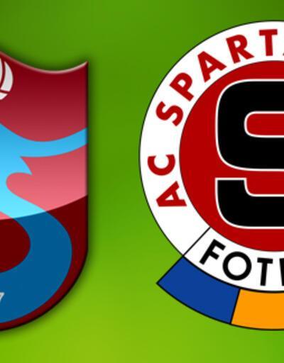 Trabzonspor Sparta Prag UEFA rövanş maçı hangi kanalda, saat kaçta?