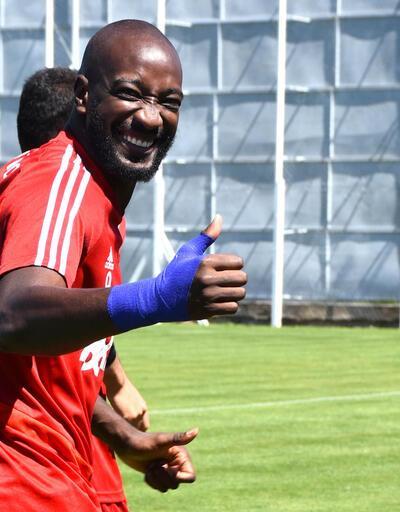Mustapha Yatabere: Hedefim çok gol atmak