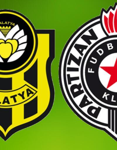 Yeni Malatyaspor Partizan maçı ne zaman, saat kaçta, hangi kanalda?