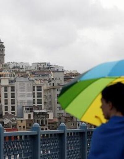 Meteoroloji'den İstanbul için son dakika yağış uyarısı