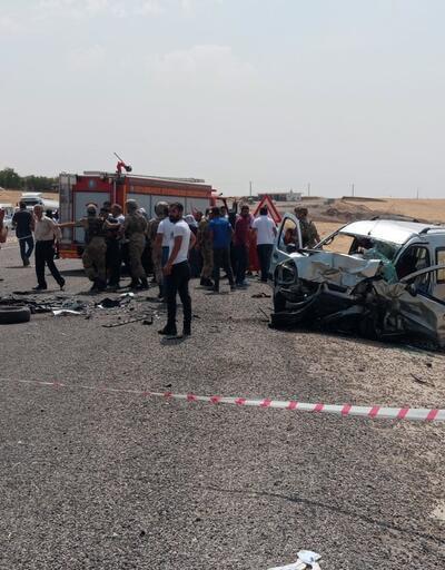 Diyarbakır - Bingöl yolunda feci kaza