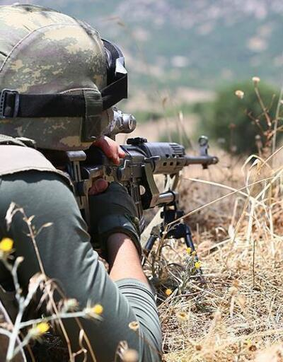 Son dakika... Hakkari'de 2 PKK'lı terörist etkisiz hale getirildi