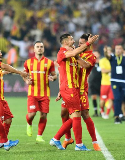 Yeni Malatyaspor Partizan