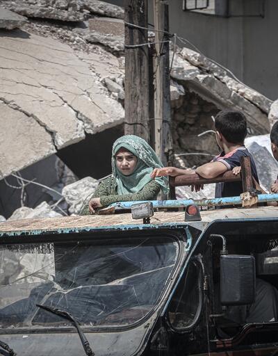 İdlib'de Kurban Bayramı'nda 124 bin civarı sivil yerinden edildi