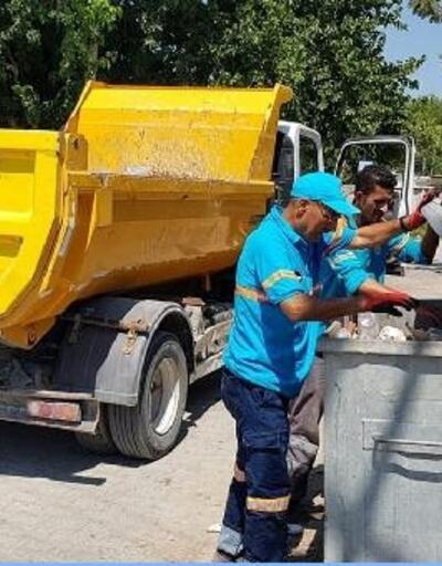 Ceyhan'da 'Alo çöp taksi'hizmete girdi