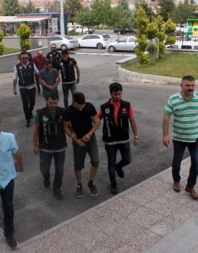 Karaman'da uyuşturucu operasyonu: 3 kişi gözaltı