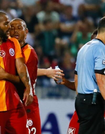 Denizlispor 2-0 Galatasaray MAÇ ÖZETİ