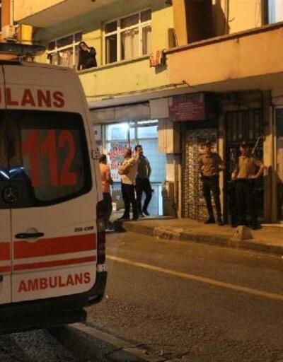 Kâğıthane'de cinayet: 1 ölü