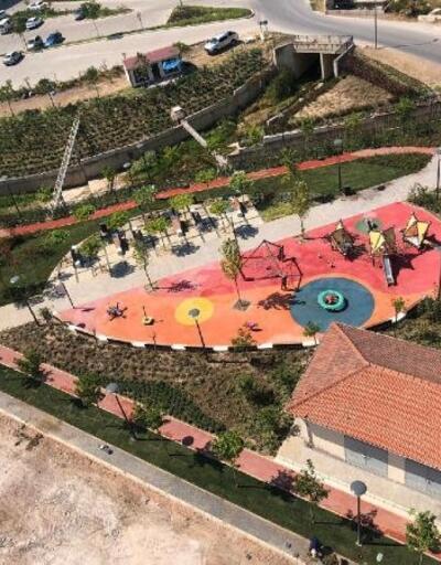 İzmir'de üç yeni park açıldı