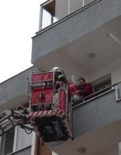 Çanakkale'de ev yangını