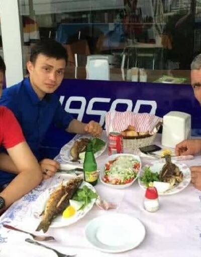 Oğlunun nişanı için geldiği Alanya'da, denizde boğuldu
