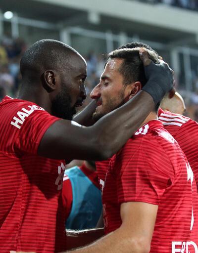 Sivasspor 3-0 Beşiktaş MAÇ ÖZETİ