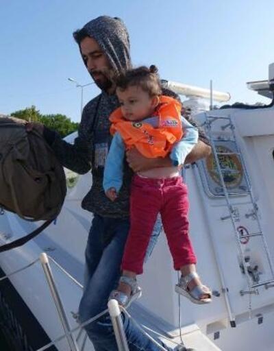 Çanakkale'de 330 kaçak göçmen yakalandı